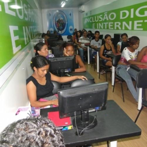 Caminhão Digital chega a Paulistana e  mais três cidades do interior do Piauí
