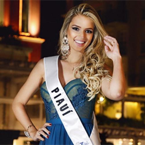 Miss Mundo Piauí é eleita favorita ao título em enquete nacional