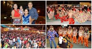 Confira fotos do III Festival de Junino de Vera Mendes