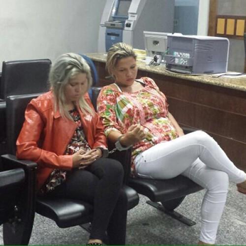 Duas chilenas são presas com cocaína no aeroporto de THE