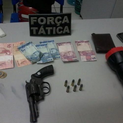 Polícia investiga homem preso com armas e munições intactas no Piauí