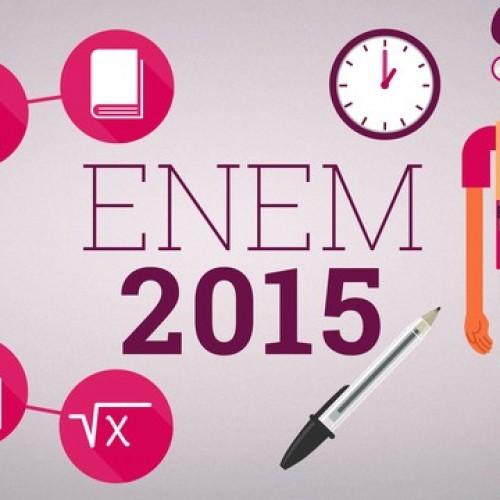 Locais de provas do Enem será divulgado nesta semana