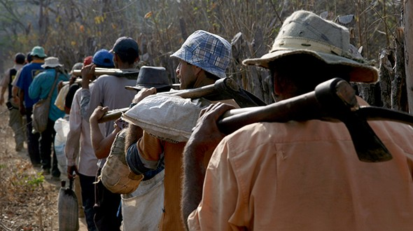 Santa Cruz do Piauí tem o 2° maior número de trabalhadores escravos do país