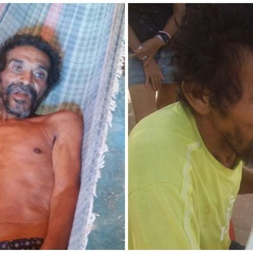 Idoso está perdido e procura por familiares em Campo Grande do Piauí
