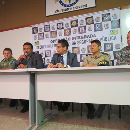 Operação Integrada totaliza 16 pessoas presas e 13 veículos recuperados