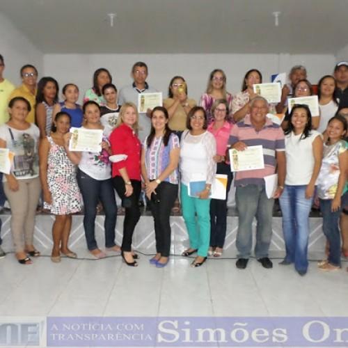 Simões realiza Conferência Alimentar e Nutricional