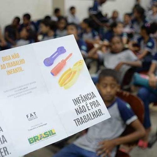 Piauí está em primeiro lugar no ranking nacional de trabalho infantil