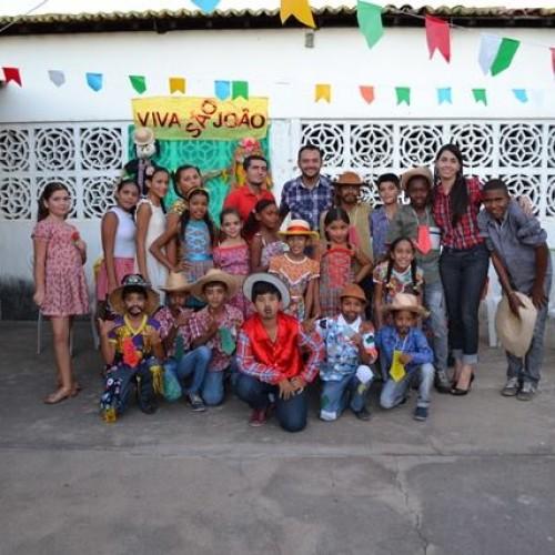 PADRE MARCOS   Assistência Social promove Arraiá do Serviço de Convivência e Fortalecimento de Vínculos