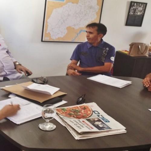 Vereador do PT tem audiência com Senadora e busca melhorias para Padre Marcos