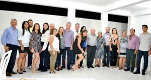 FOTOS | Lançamento do livro 'Ao Entardecer', do ministro Vicente Leal