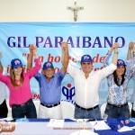 Gil Paraibano se filia ao PP e confirma o desejo de retornar ao comando da Prefeitura de Picos