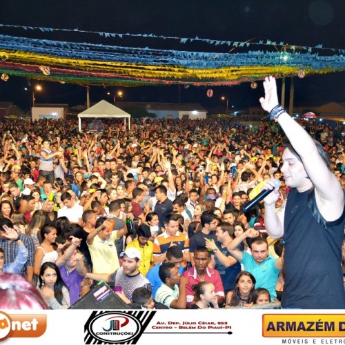 BELÉM | Arraiá do Caboclo tem recorde de público e se consolida como um dos maiores; veja fotos