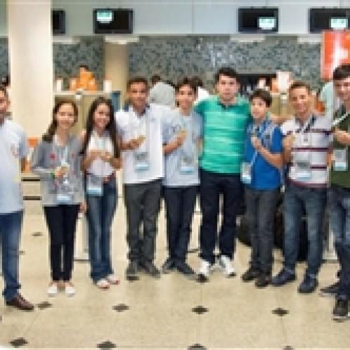 Escola pública do Piauí tem  166 medalhas de matemática
