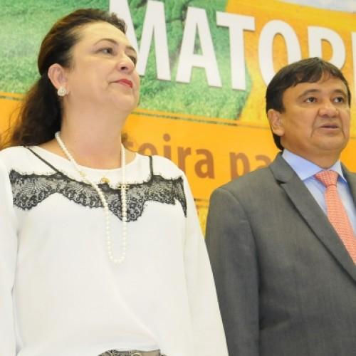 Ministra da Agricultura participa de lançamento do Plano Safra Estadual