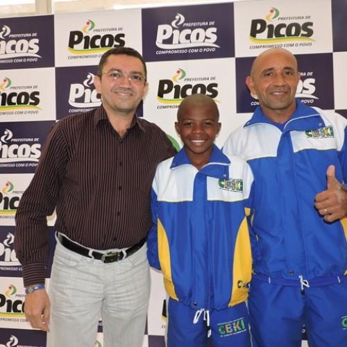 Picoense irá disputar Panamericano na Argentina