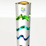 Rio 2016 apresenta tocha olímpica e confirma: ela passará por duas das cidades do Piauí