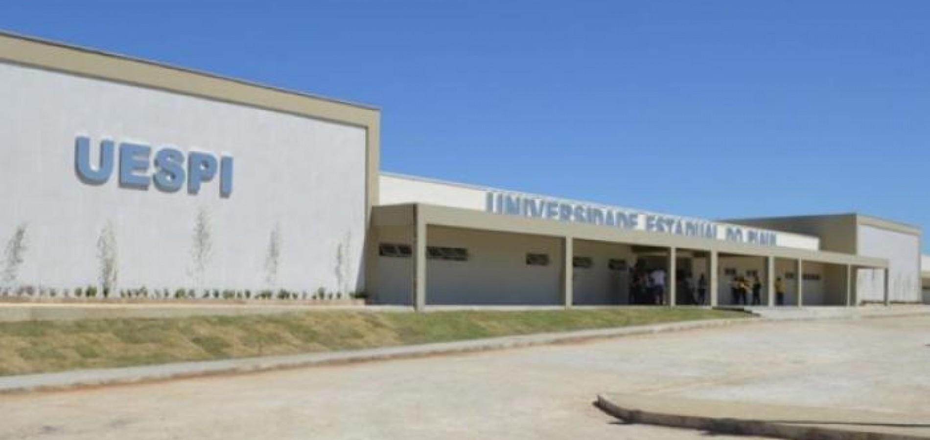 Após um ano de inaugurada, Uespi de Picos enfrenta problemas na estrutura