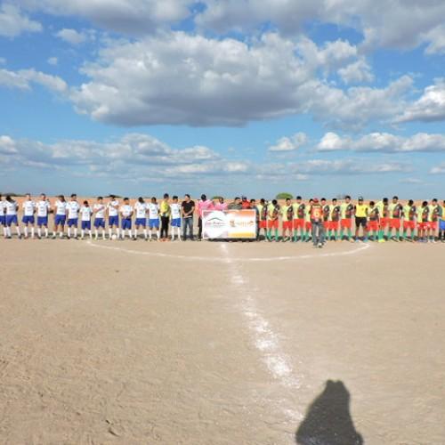 Copa Intermunicipal de Futebol Amador é iniciada em Campo Grande do Piauí