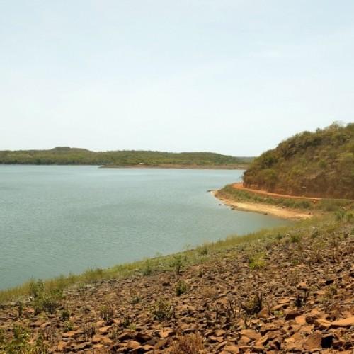 Com 22% de sua capacidade total, barragem terá vazão aumentada