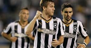 Série B: Botafogo assume a liderança; Paraná e Criciúma empatam