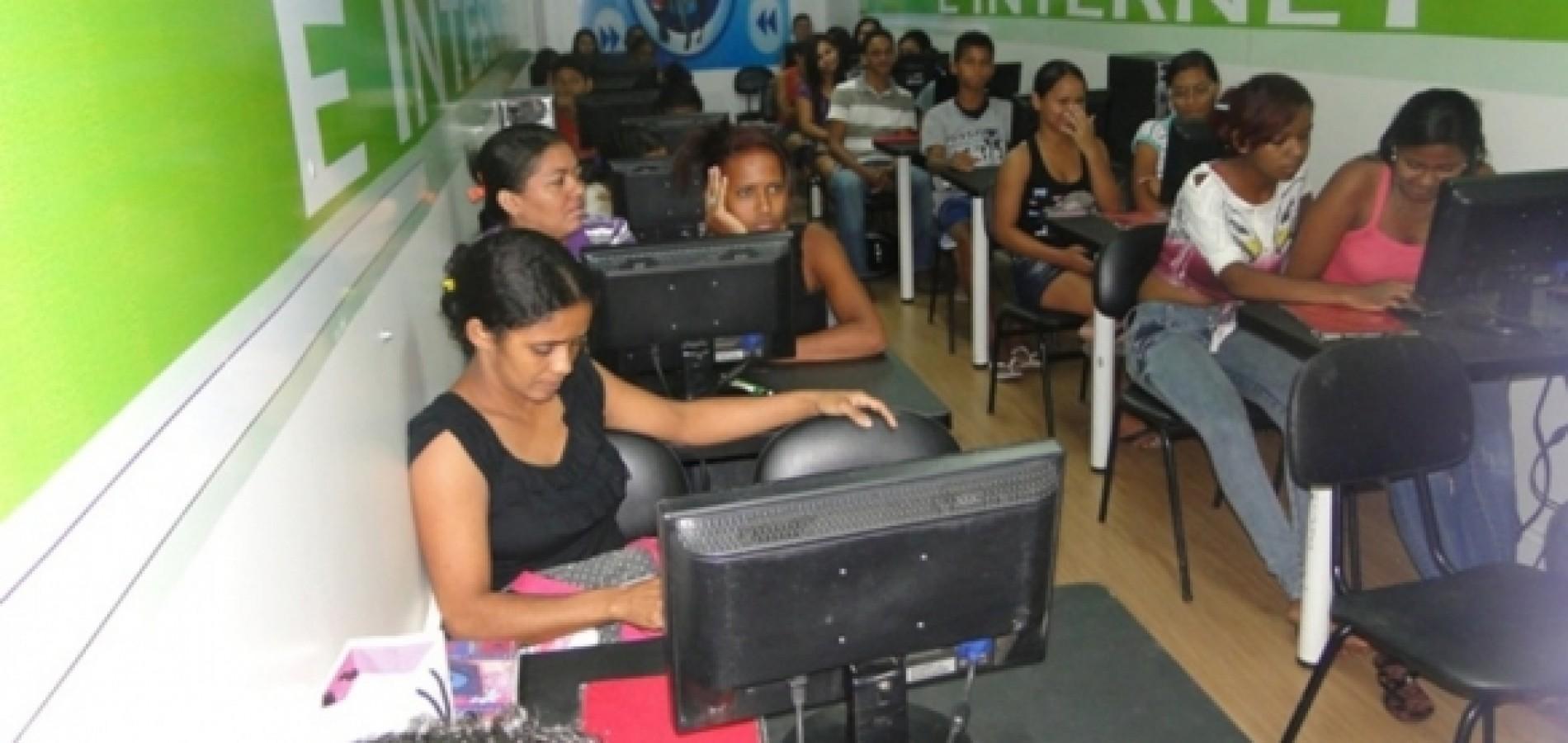 Caminhão Digital é reativado e leva qualificação na área de informática para as cidades do Piauí