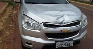 Idoso morre em atropelamento no Centro de Picos