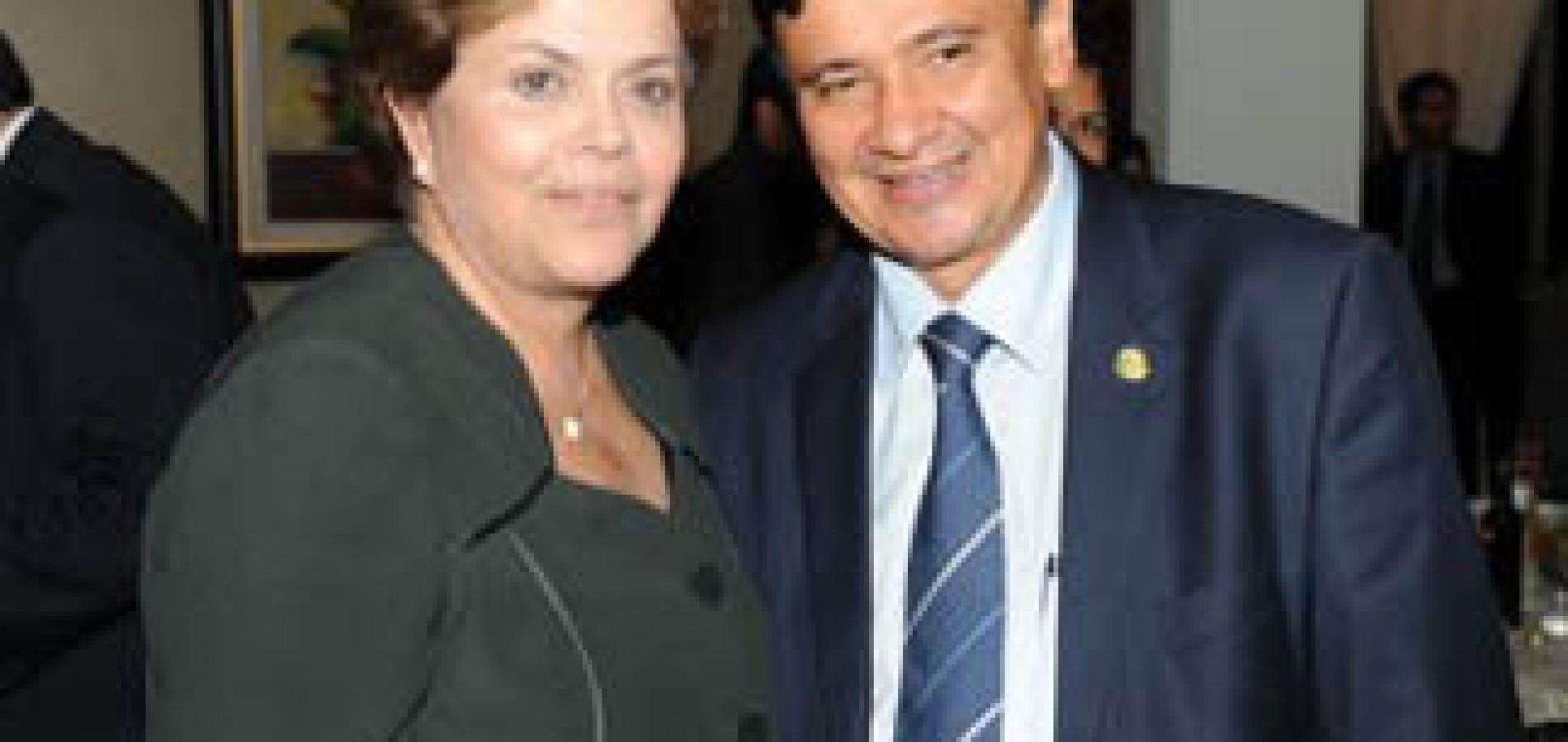 Wellington Dias confirma vinda de Dilma ao Piauí