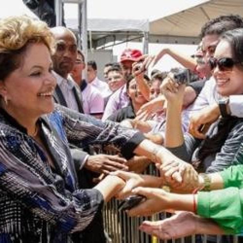 Buscando popularidade, Dilma deve fazer uma visita ao Piauí em agosto