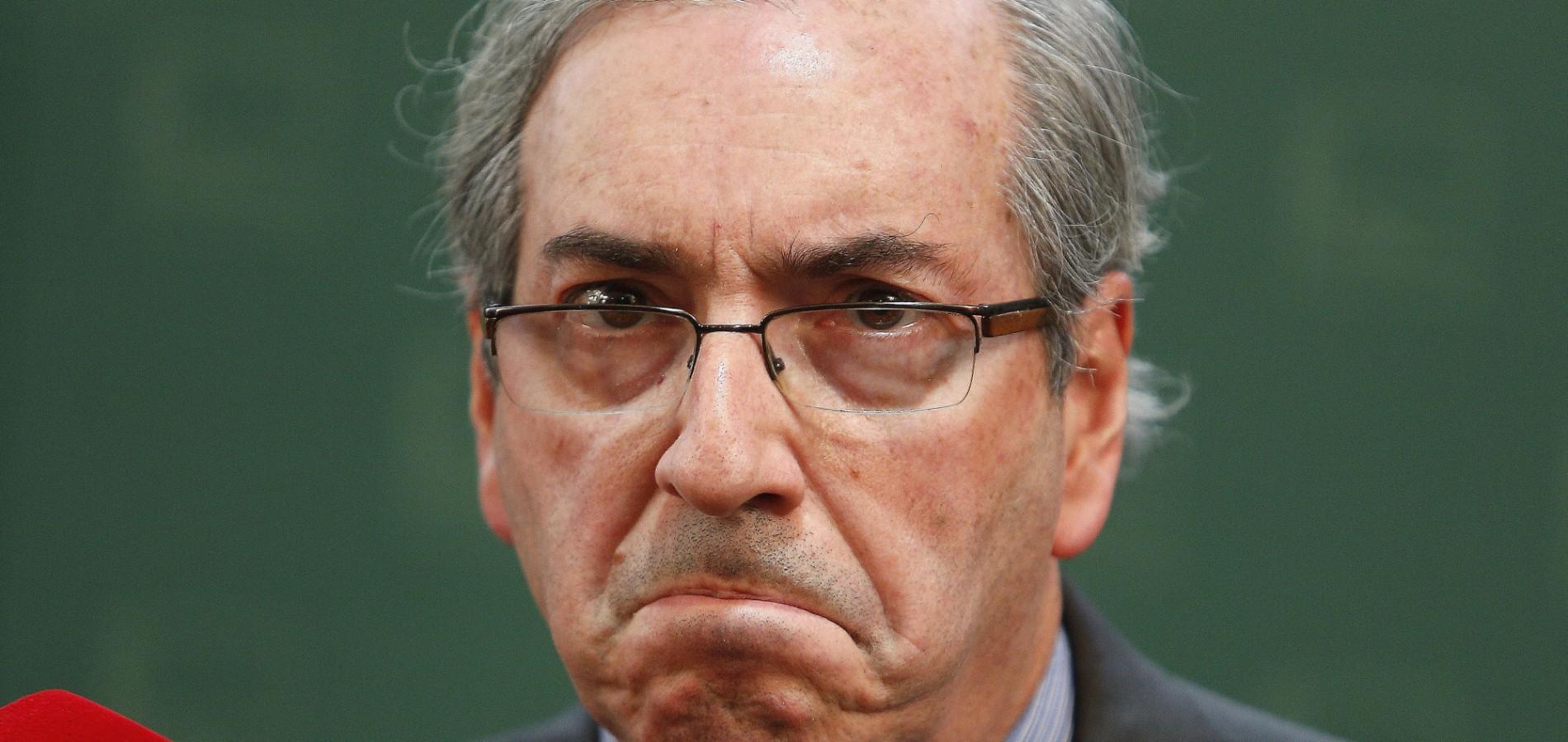 Pesquisa Datafolha aponta que 78% defendem a renúncia de Cunha