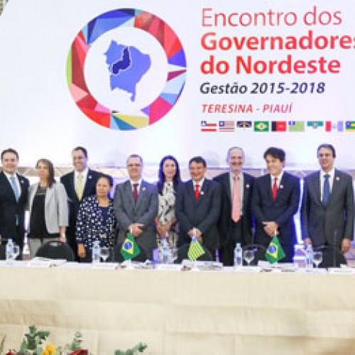 Governadores debatem investimentos para o Nordeste