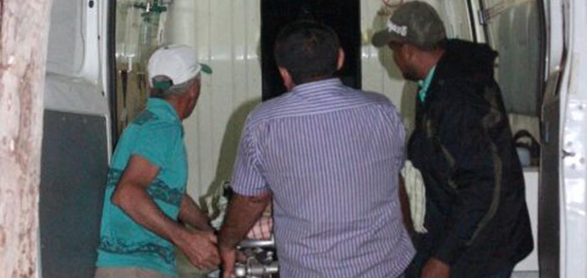 Idosa é brutalmente assassinada dentro de casa no município de Acauã