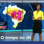 Garota do tempo do Jornal Nacional sofre racismo no Facebook