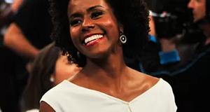 Comentários racistas contra Maria Júlia Coutinho serão investigados
