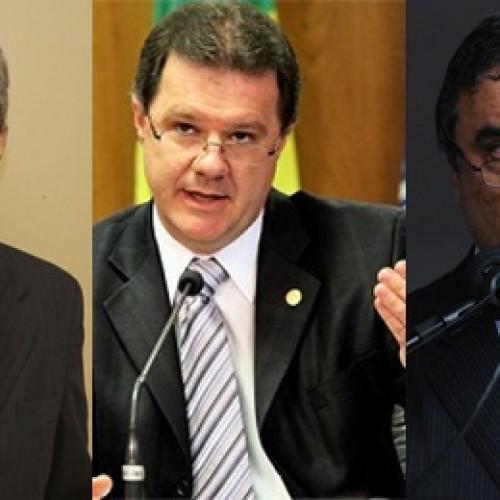 Em busca de recursos federais, Wellington recebe ministros de Dilma em evento no Piauí