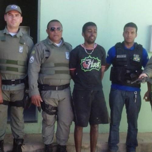 Acusado de assassinato em Itainópolis é preso pela polícia em Simplício Mendes