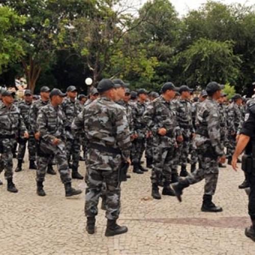 Governo aumenta para R$ 100 hora planejada de Militares, Civis e Bombeiros