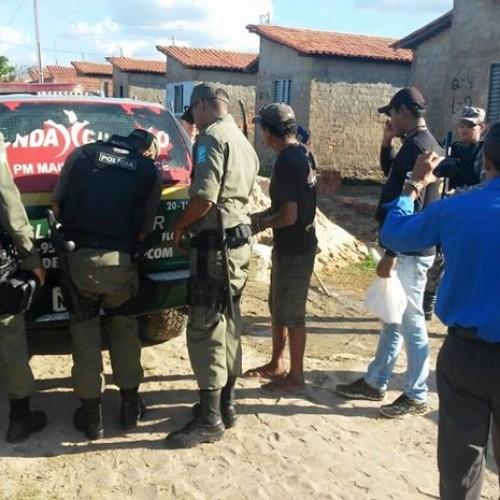 Operação prende nove suspeitos de tráfico de drogas em Floriano