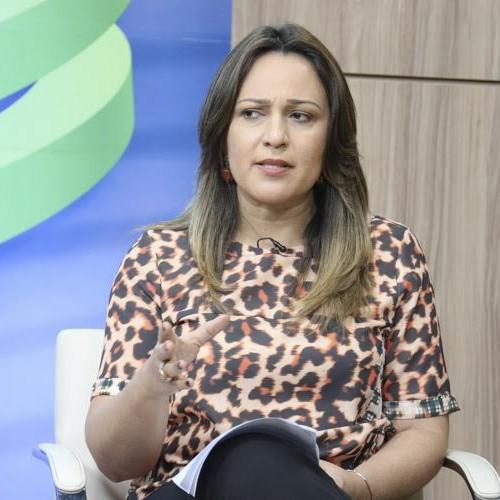 Rejane Dias diz que usará câmeras para fiscalizar obras da Educação
