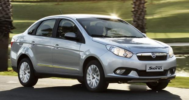 Com problema no volante, Fiat faz recall para 62 mil unidades de Grand Siena e Fiorino