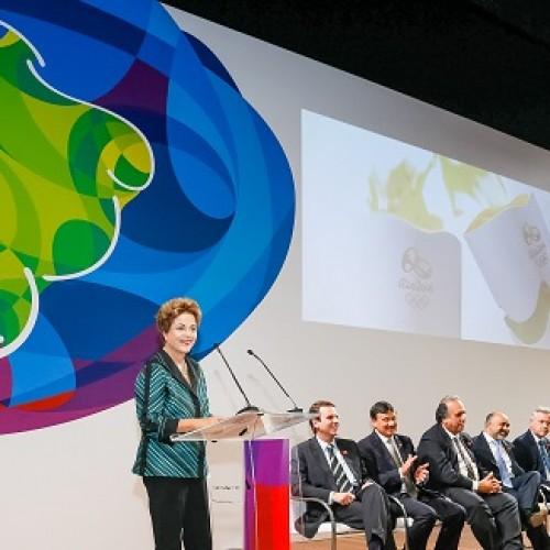 Governador participa da solenidade de revezamento da Tocha Olímpica