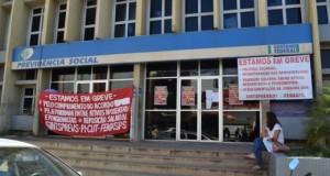 Greve do INSS prejudica atendimento de 500 pessoas diariamente