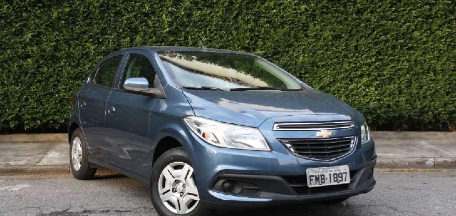 Chevrolet reduz preços de metade dos modelos no Brasil