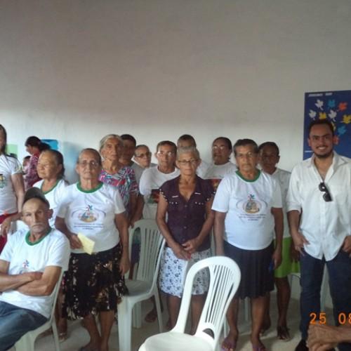 VERA MENDES   Secretarias promovem palestra sobre a saúde do idoso