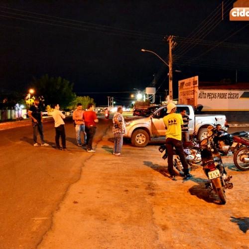 Polícia Civil realiza blitz e apreende oito motos barulhentas em Jaicós