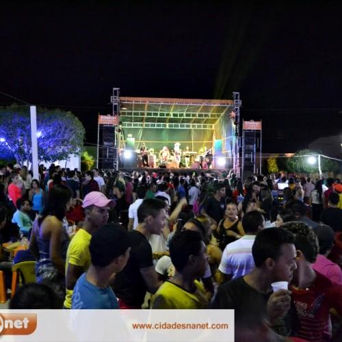 Fotos do 2º dia da III Mostra Cultural de Campo Grande do Piauí