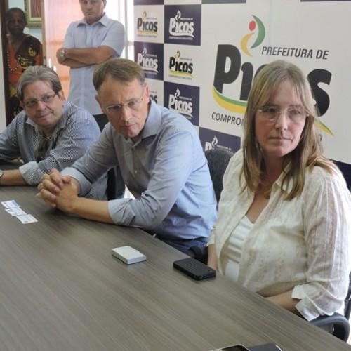 Empresa alemã especializada na produção de torres de energia eólica anuncia investimento de R$ 300 milhões em Picos