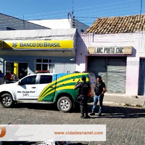 Número de assaltos e arrombamento a bancos aumenta mais de 50% no Piauí