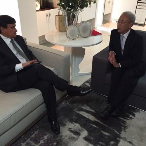 Japão estuda investimentos em infraestrutura no Piauí