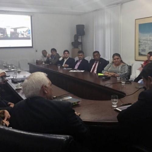 Wellington apresenta projeto de PPPs a deputados estaduais