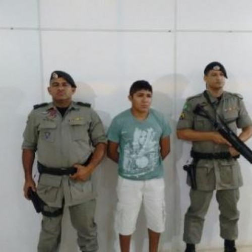 Suspeito de matar jogador piauiense e cabo da PM é preso em Goiás